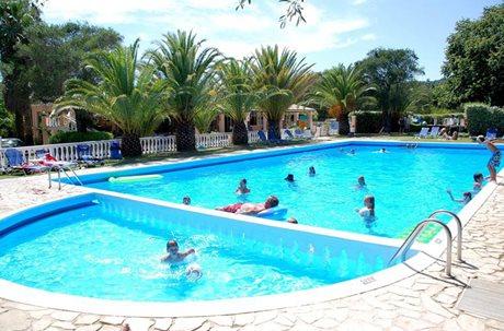 Karda Beach Camping  - Grecia - Corfù