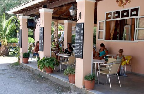 Karda Beach Camping  - Griekenland - Corfu