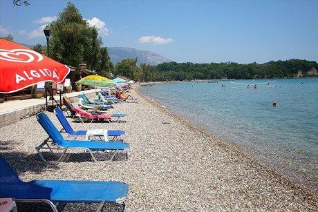 Karda Beach Camping Greece Corfu