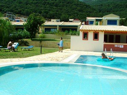Akti Barbati Appartements - Grèce - Corfou