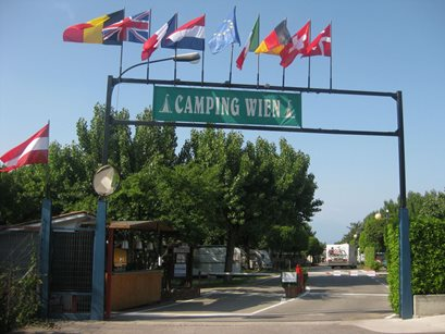 Camping Wien - Italien - Gardasee