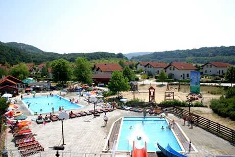 Várgesztesi Villapark - Hongrie - Budapest et ses environs