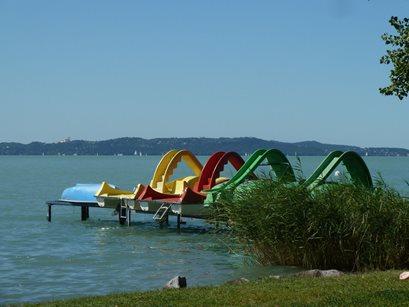 Camping Pelso - Hongarije - Balatonmeer