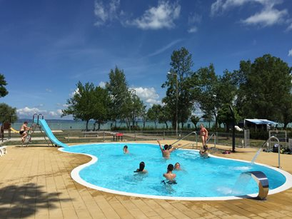 Camping Village Aranypart - Ungarn - Balaton