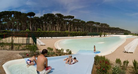 Camping Village Fabulous - Italien - Rom/Lazio