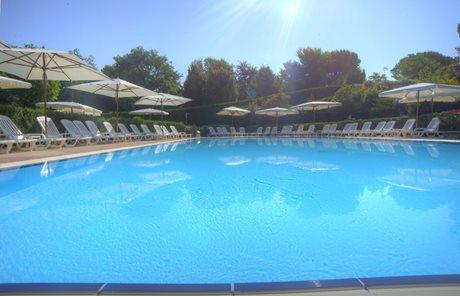 Flaminio Village Bungalow Park - Italië - Rome-Lazio