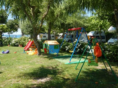 Camping Blu International - Włochy - Rzym / Lazio