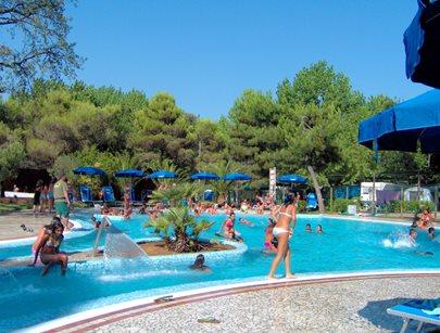 Camping Villaggio Settebello - Italien - Rom/Latium