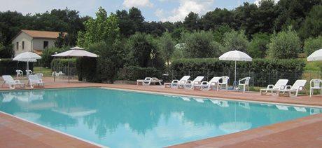 Camping Monti del Sole - Italië - Umbrië