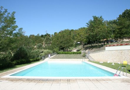 Camping Il Collaccio - Italien - Umbrien