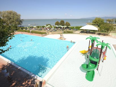 Camping Polvese - Italie - Ombrie