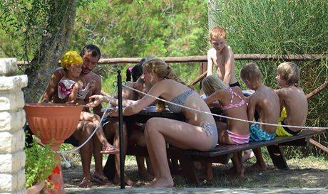 Camping Cerquestra - Italië - Umbrië