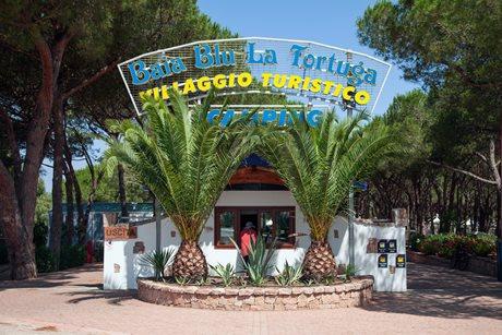 Campeggio Baia Blu La Tortuga - Italia - Sardegna