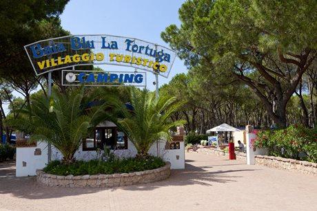 Camping Baia Blu La Tortuga - Italië - Sardinië