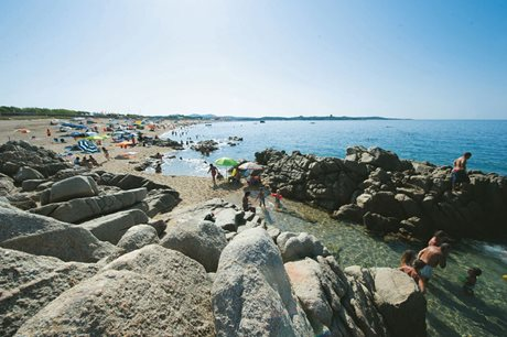 Camping Baia Blu La Tortuga - Włochy - Sardynia