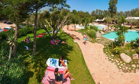 Camping L'Ultima Spiaggia - Italië - Sardinië