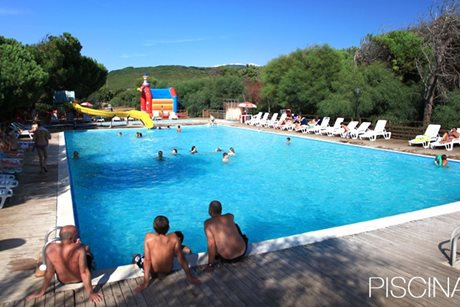 Camping Bella Sardinia - Italia - Cerdeña