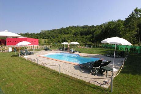 Camping Alba Village - Italien - Piemonte