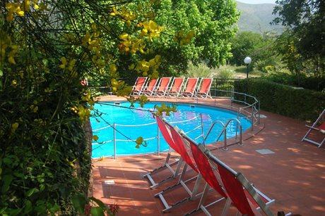 Vakantiepark Il Paese di Ciribì - Italië - Bloemenrivièra