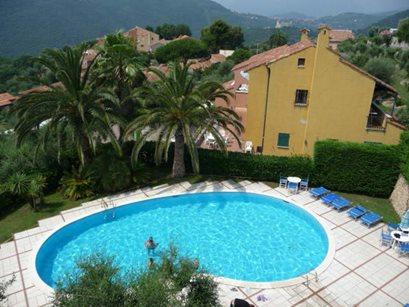 Residence Il Borgo - Italien - Blomsterrivieraen