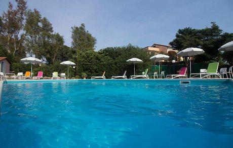 Residence Villa Paola - Italië - Bloemenrivièra