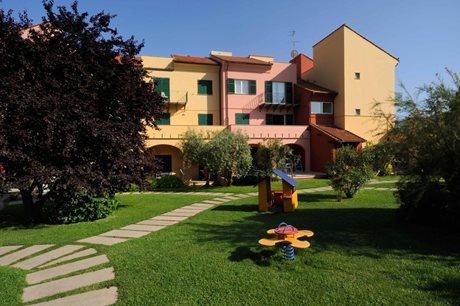 Residence I Cormorani - Italien - Blomsterrivieraen