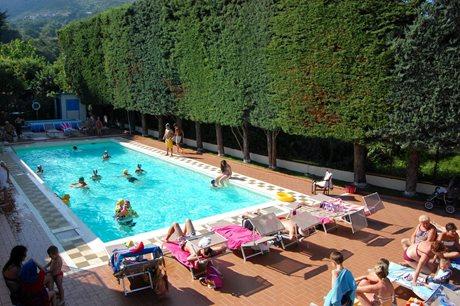 Camping dei Fiori - Italie - Côte Ligurienne