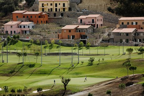 Castellaro Golf Resort - Italia - Liguria