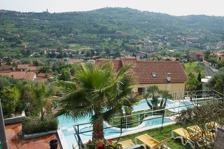 Residence Villa Giada - Italien - Blomsterrivieraen