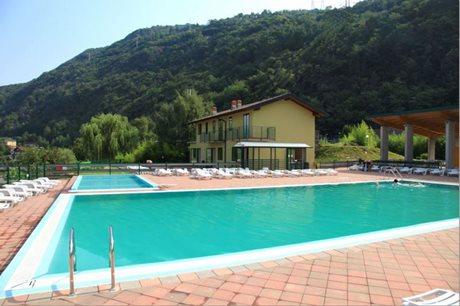 Residence Oasi del Viandante - Italien - Comosøen