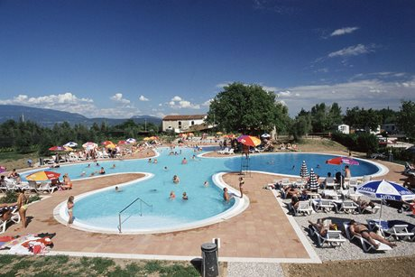 Camping Fornella - Italië - Gardameer