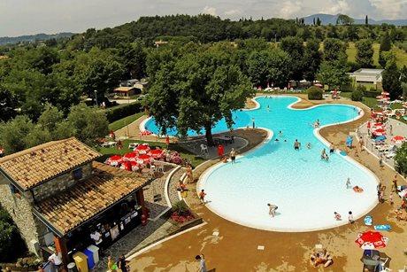 Camping Fornella - Włochy - Jezioro Garda