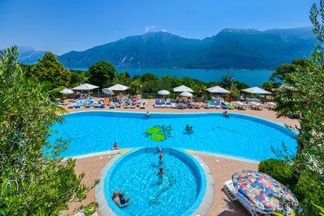 Camping Garda - Italien - Gardasøen
