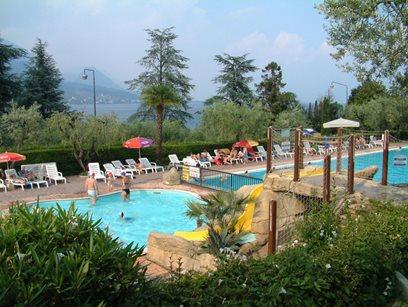 Camping Eden - Italië - Gardameer