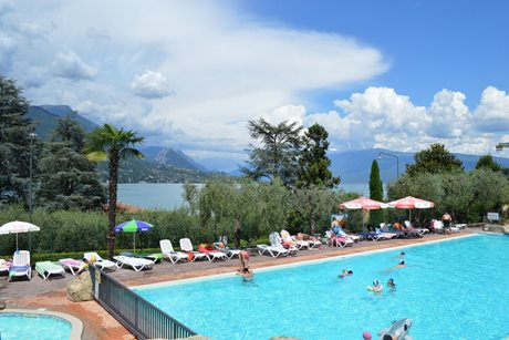 Camping Eden - Włochy - Jezioro Garda