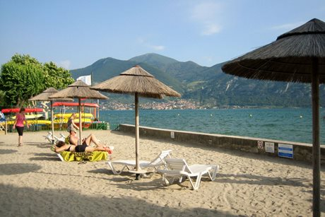 Camping Del Sole - Italy - Lake Iseo