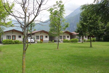 Camping Pian d'Oneda - Italien - Idrosee