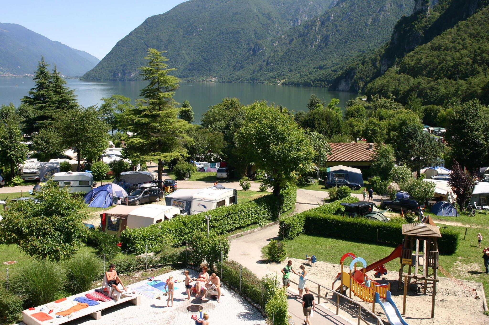 Azur Camping Idro Rio Vantone