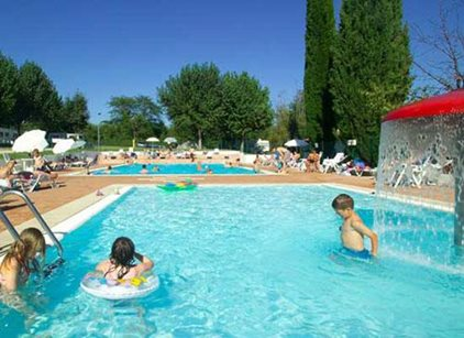 Camping Fontanelle - Italien - Gardasee