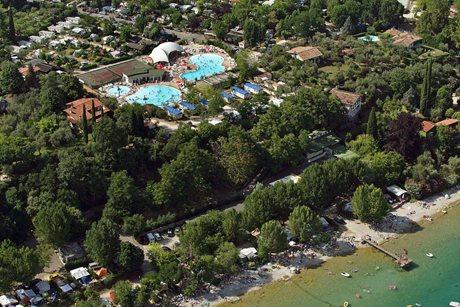 Campeggio Europa Silvella - Italia - Lago di Garda