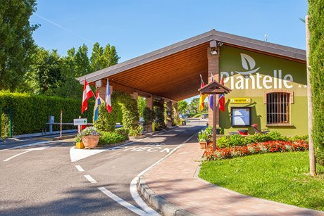Camping Piantelle - Italien - Gardasee