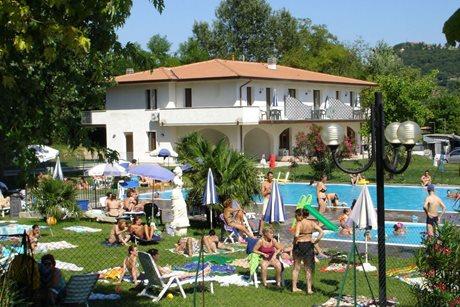 Camping Rolli - Italien - Gardasee