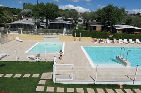 Camping San Michele - Italien - Gardasee