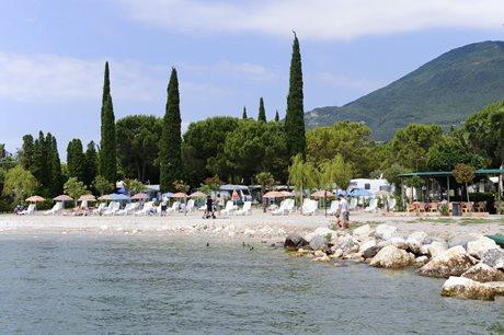 Camping Toscolano - Włochy - Jezioro Garda