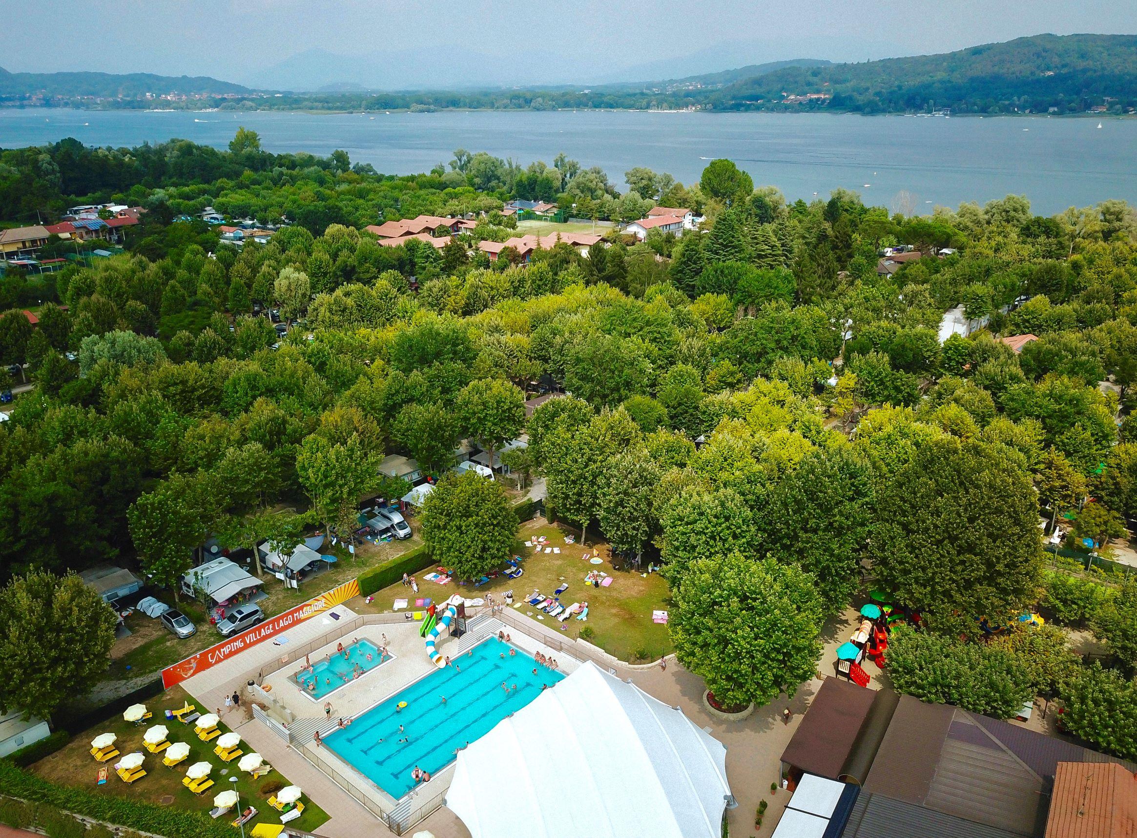 Mobilheim Kaufen Lago Maggiore : Camping lago maggiore: jetzt günstig buchen! selectcamp.com