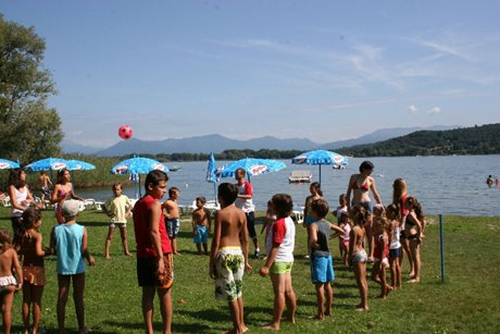 Camping Lago Maggiore - Włochy - Jezioro Maggiore