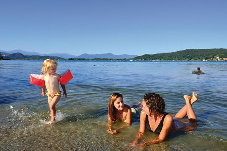 Camping Eden - Italie - Lac Majeur