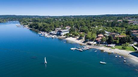 Camping Italia Lido - Włochy - Jezioro Maggiore