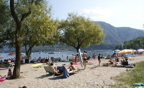 Camping Village Conca d'Oro - Italie - Lac Majeur