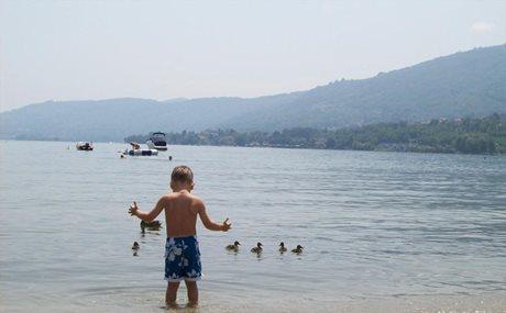 Camping Village Conca d'Oro - Italien - Maggioresøen